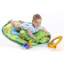 tummy time play gym