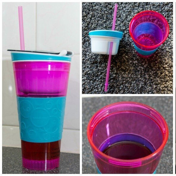 2 in 1 Snack And Drink Cup 2188