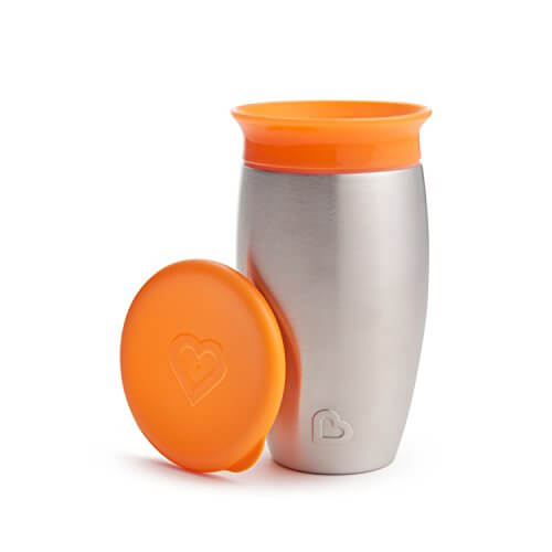 Miracle Stainless Steel Sippy Cup 2178