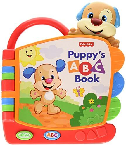 Puppy's Musical ABC Book 2050