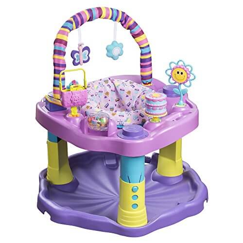 Evenflo Exersaucer Sweet Tea Party 2180