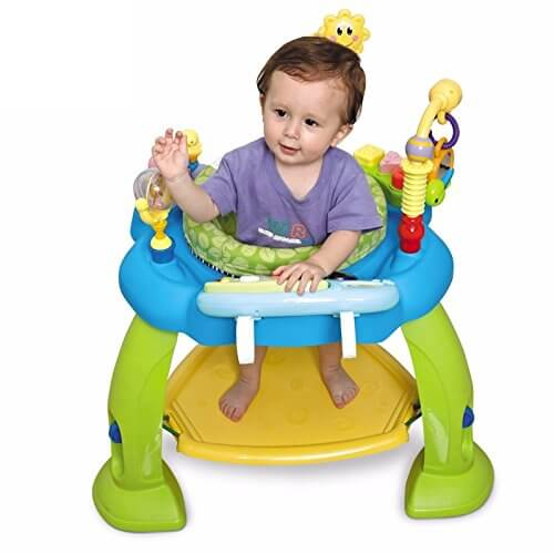 Jumping Chair Activity Play Center 2260