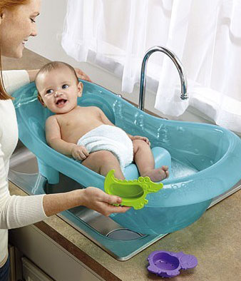 Rainforest Friends Bath Tub 2163