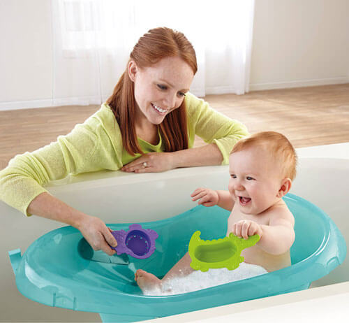 Rainforest Friends Bath Tub 2164