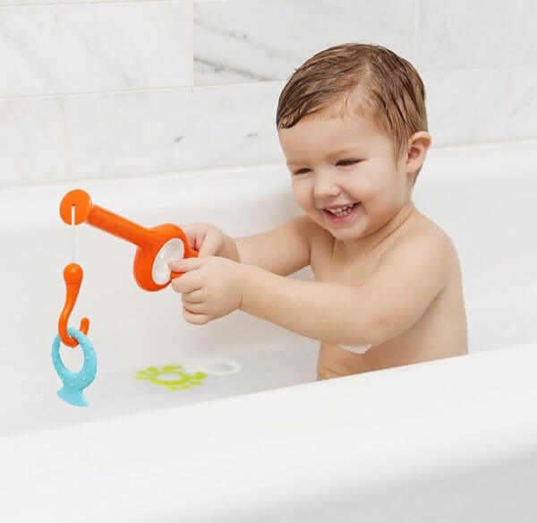 Fishing Pole Bath Toy 2161