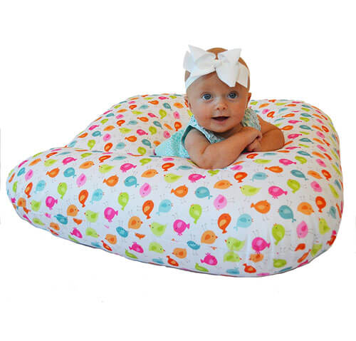 Nursing Pillow With Back Support 2069