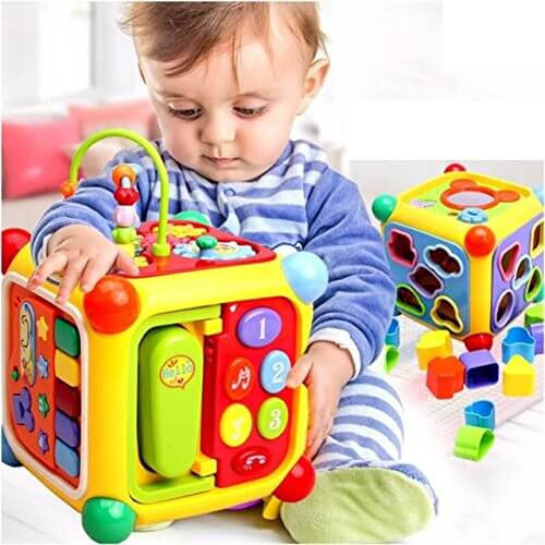 Multifunctional Play Center 2263