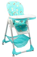flexible high chair