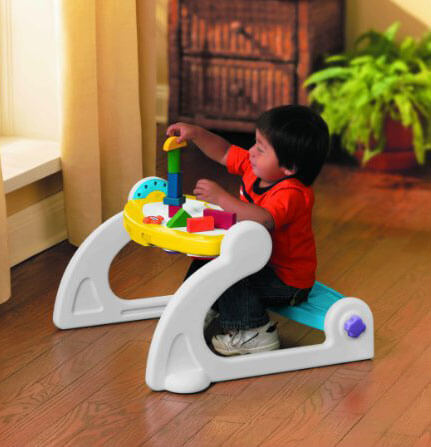 5 In 1 Adjustable Play Gym 2330