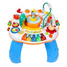 Mutlifunctional kids activity table