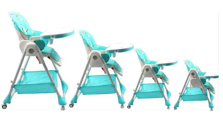 Flexible High Chair 2270