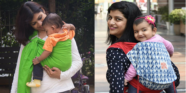 best baby carrier India