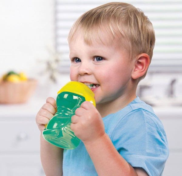 Bite Proof Sippy Cup (2 Count) 2289