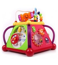 Multifunctional Musical Play Center 2481