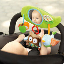 Stroller Bar Activity Toy