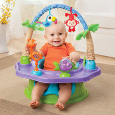 3 Stage Giggle Island Activity Center