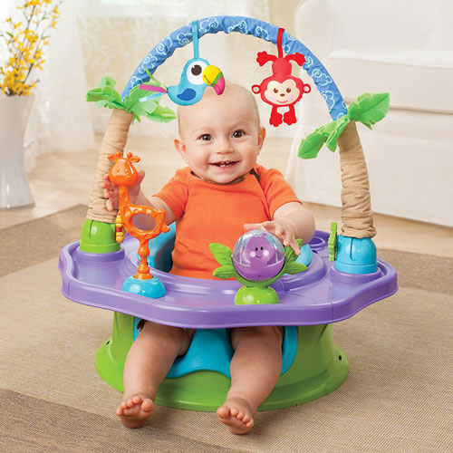 3 Stage Giggle Island Activity Center 2751