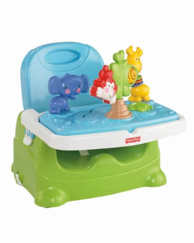 Baby Booster Chair With Play Center 2764