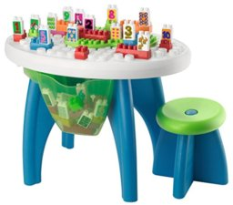 lego type play table