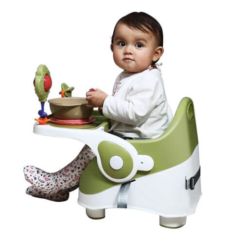 Baby Booster Chair with Toys 2659