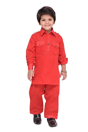 Pathani Suit for Kids 2919