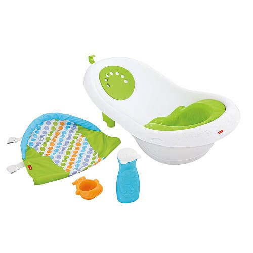 Newborn To Toddler Sling And Seat Bath Tub 2977