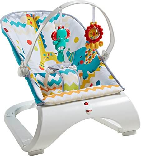 Colourful Comfort Curve Bouncer 3100