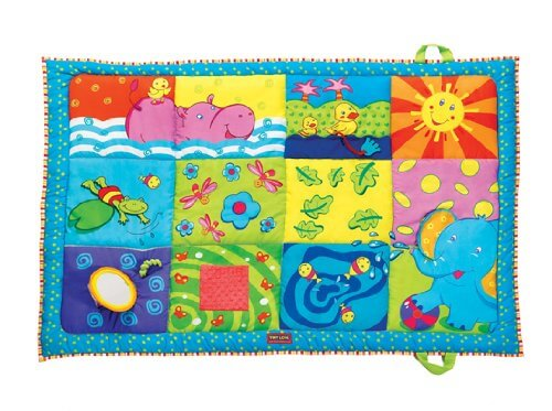 Multi-colour Developmental Mat 3036