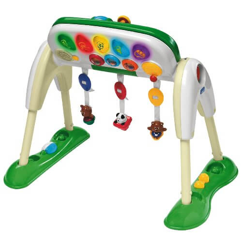 Deluxe Infant To Toddler Gym 3076