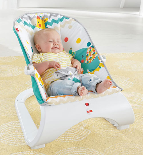 Colourful Comfort Curve Bouncer 3102