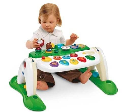 Deluxe Infant To Toddler Gym 3078