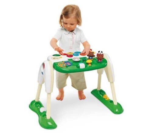 Deluxe Infant To Toddler Gym 3079