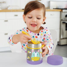 insulated travel food jar babies