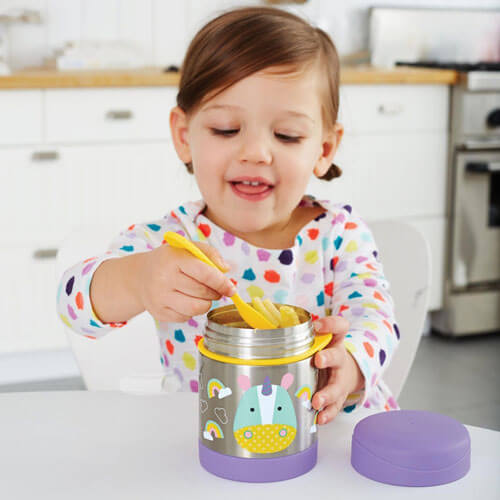 Insulated Travel Food Jar For Babies 3031