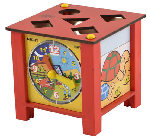 Wooden Multi Activity Box 3073