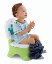 Royal Step Stool Potty 3051