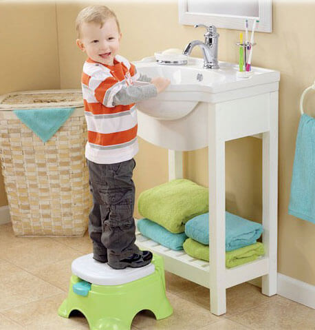 Royal Step Stool Potty 3050