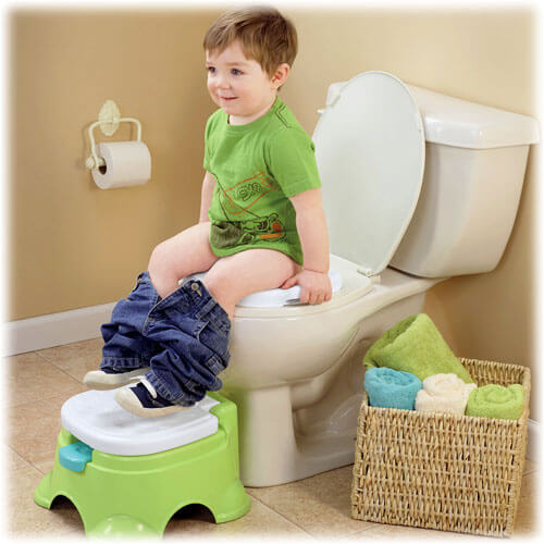 Royal Step Stool Potty 3049