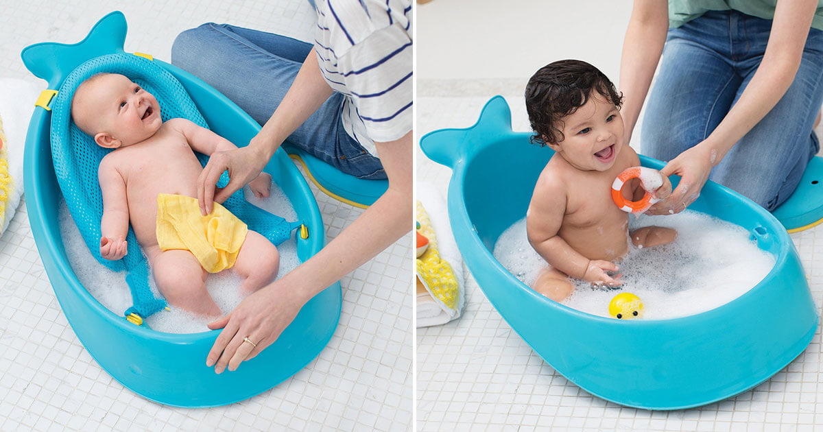 Moby Bathtub with Sling 3097