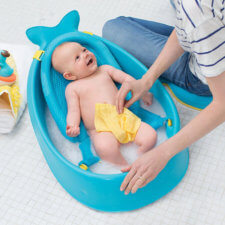 bathtub with sling