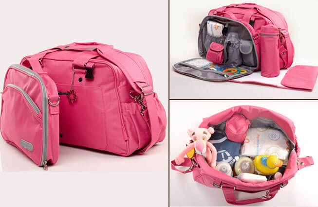 5 Best Diaper Bags For Stylish Moms In India | I Want That Momma