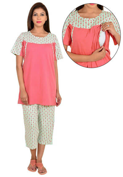 best nursing night wear India