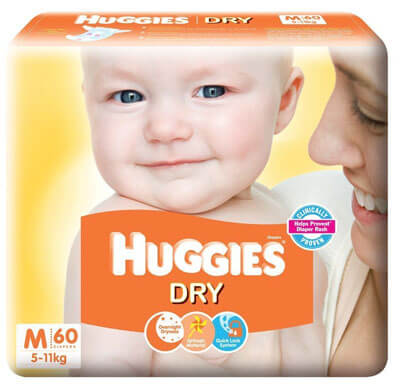 best baby diapers India 2018