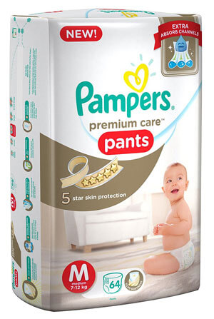 best baby diapers India
