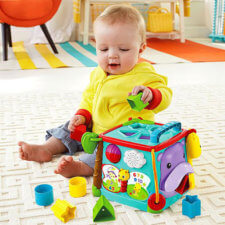 Multi Colour Busy Box 3270
