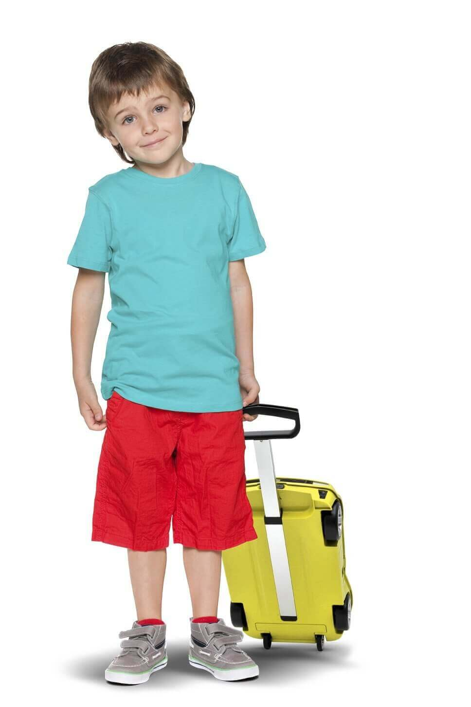 Toyota Carry On Kids Luggage 3404