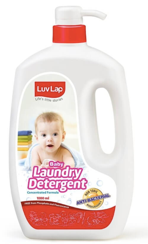 Best Baby Laundry Detergents India