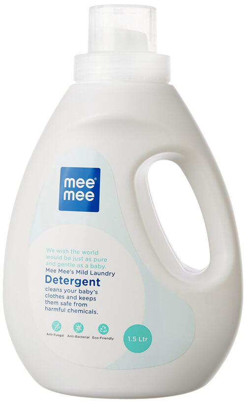 5 Best Baby Laundry Detergents In India For Babies With Sensitive Skin