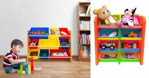 Toy Storage Drawer System 3924