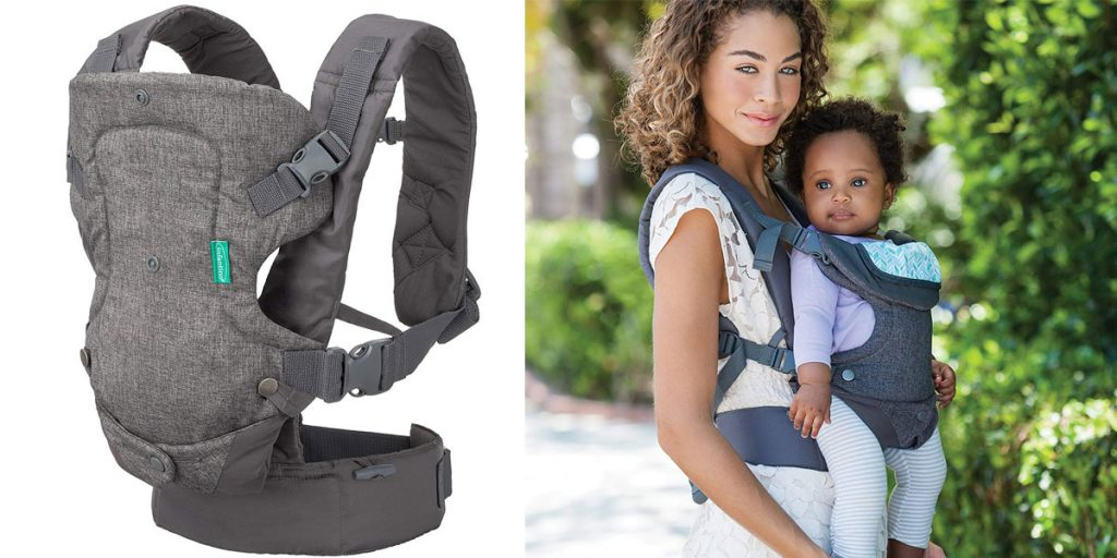 Infantino 4-in-1 Convertible Baby Carrier Review